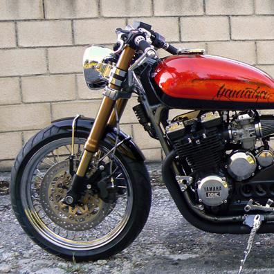 Yamaha XJ600 2