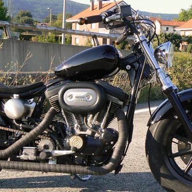 HD Sporster 883 pre 2004
