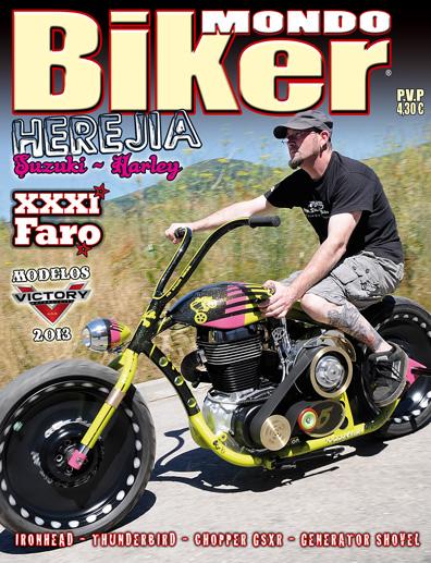 Mondo Biker – Herejia