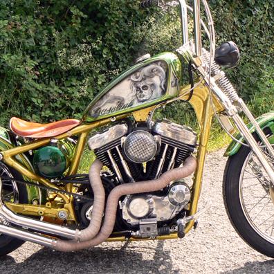 HD Sporster pre 2004